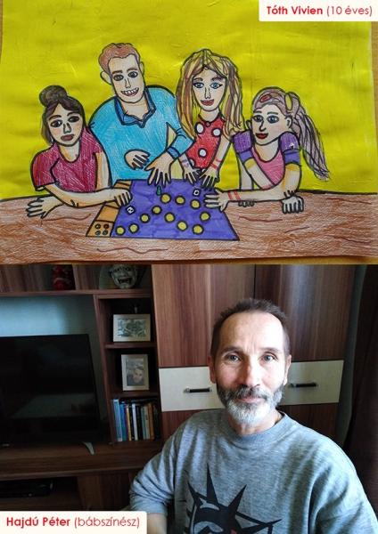 Tóth Vivi rajzpályázat